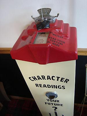 American Scale Mfg. Co. Character Reading Scale Restored Excellent Condition