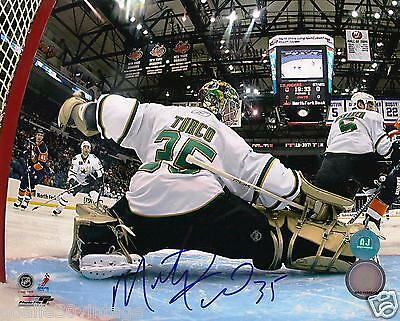 "Marty Turco Dallas Stars 8"" by 10"" Autographed Photograph"