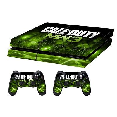 Stickers skins manette ps4 dualshock call of duty black ops 2 for Housse manette ps4