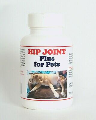 JOINT PLUS CARE FOR PETS - hip dysplasia , arthritis or other osteoarthritis