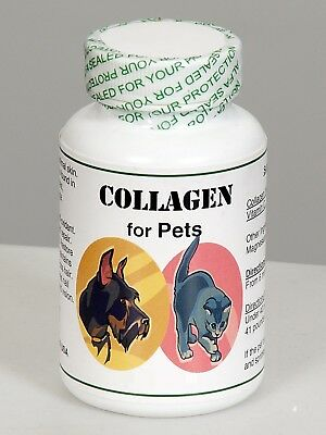 SUPER COLLAGEN FOR PETS - Limping,arthritis,muscular pain, fibromyalgia.