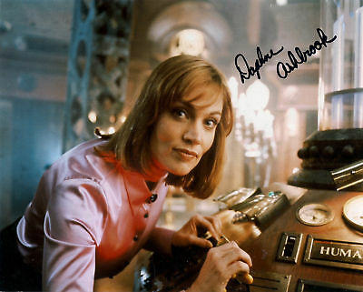 DAPHNE ASHBROOK DR WHO GRACE SIGNED AUTOGRAPH 6 x 4 PRE PRINTED PHOTO THE MOVIE