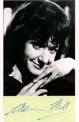 ADRIENNE HILL DR WHO KATARINA SIGNED AUTOGRAPH HARTNELL ERA 6x4 PRE PRINT PHOTO