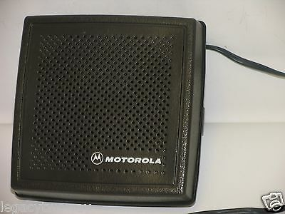 Motorola HSN4021B Speaker w/ Thumbscrews Used 4 Ohm