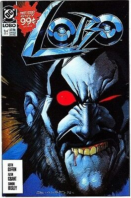 DC Comics Lobo #1-4 set