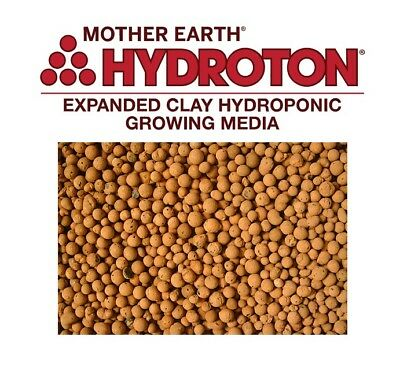 4L Liters HYDROTON Clay Pebbles Hydroponic Expanded Rocks SAVE $$ W/ BAY HYDRO