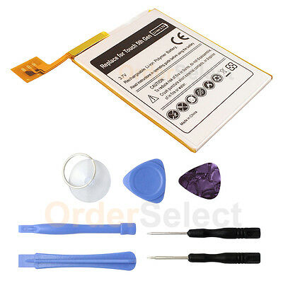 Replacement Battery for Apple iPod Touch iTouch 5 5G 5th Gen + Tool Kit 600+SOLD