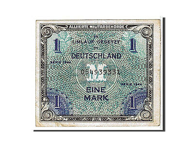 [#109451] Germany, 1 Mark, 1944, KM #192b, EF(40-45), 054939331