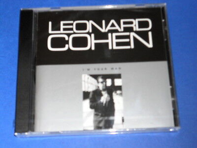 Leonard Cohen - I'm your man - CD SIGILLATO