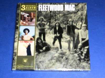 Fleetwood Mac - Original album classics - 3CD SIGILLATO