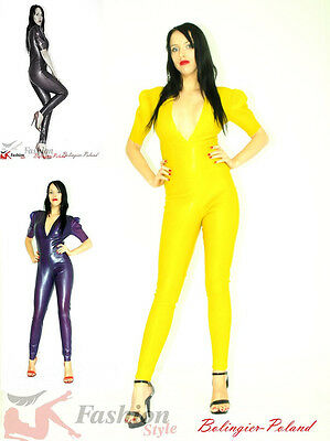 Overall , latex-gummi 100% PRODUCER -BOLINGIER  FASHION STYLE -POLAND-FS1306
