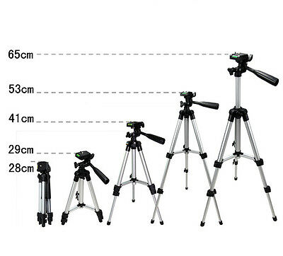 Portable Universal Standing Tripod for Canon General Camera free-ship