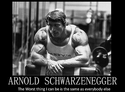 Arnold Schwarzenegger Bodybuilding Poster Arnie Mr Universe AS03 BUY 2 GET 1FREE
