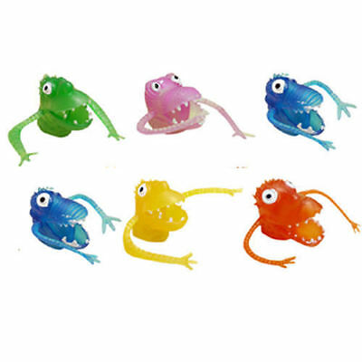 6 Finger Fright Monsters - Puppets Pinata Toy Loot/Party Bag Fillers Wedding