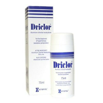 Driclor Antiperspirant - 75 ML Roll-On For Excessive Sweating