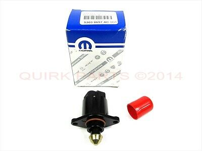 92-03 Dodge Jeep W/5.2 & 5.9 V8 Air Idle Speed Motor Control (AIS) OEM NEW MOPAR