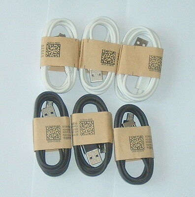 100x MICRO USB LOT CHARGER CABLE LEAD FOR SAMSUNG GALAXY S3 S4 HTC BLACKBERRY