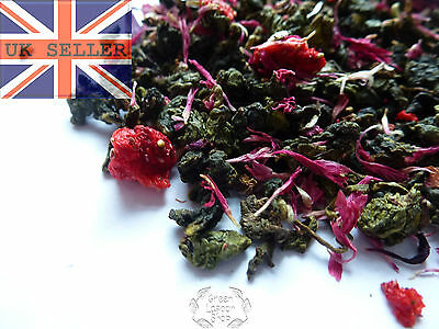 Oolong Strawberry Weight Loss Tea Loose Leaf 25g - 500g