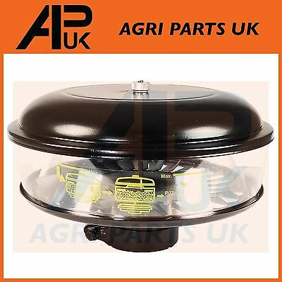 """Air Pre cleaner Filter 3"""" Inlet David Brown Ford New Holland John Deere Tractor"""