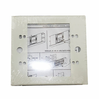 Wiremold Legrand V4047C-2 2-Gang Device Cover Plate, Snap-On, Ivory