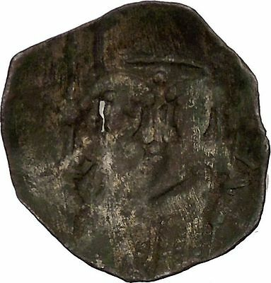 Latin Rulers of Constantinople 1204-1261AD Byzantine Coin Virgin   i36183