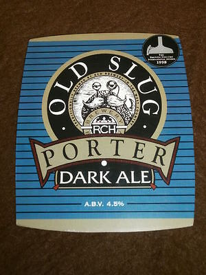 Beer Pump Clip - Rch Old Slug Porter