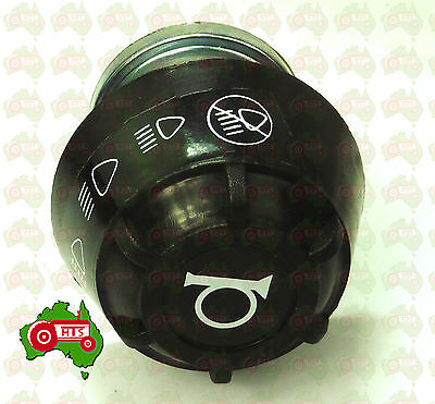 Tractor Headlight Switch Ford Fordson 2000 3000 4000 5000 4610 6810 6600 etc