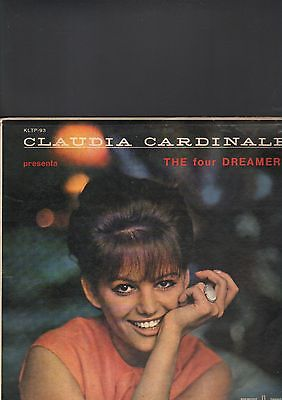 CLAUDIA CARDINALE - the four dreamers LP