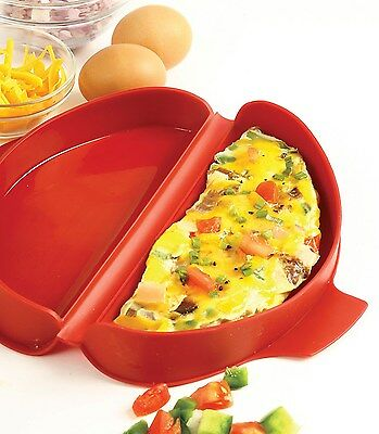 Norpro Silicone Microwave Omelet Maker