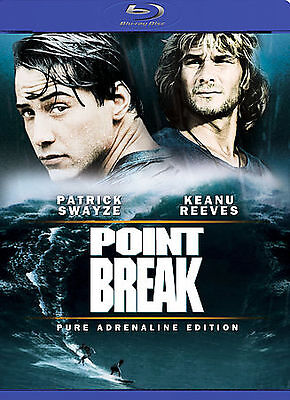 Point Break (Blu-ray Disc, 2009, Special Edition)