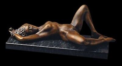 Europa Nude Girl Woman Female Bronze Sculpture IDENTICAL REPRODUCTION