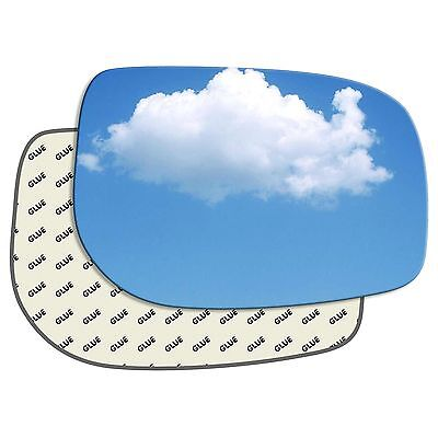 Right hand driver off side wing mirror glass Toyota Yaris Mk2 2005 - 2013 39RS