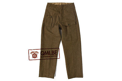 Battle dress P40 Trousers, WWII