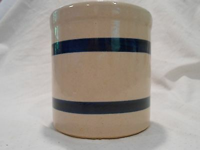 Vintage RRP Co Roseville USA  Crock #303 E USA  Pottery