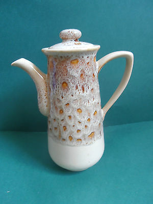 FOSTERS  LIGHT HONEYCOMB  COFFEE POT