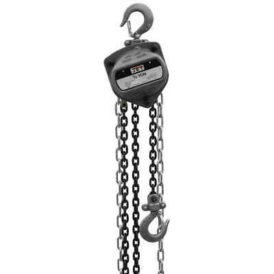1/2-Ton Hand Chain Hoist With 15' Lift JET 101901 New