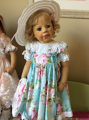 HIMSTEDT DOLL OUTFIT BY GLORIA'S GARDEN STUNNING