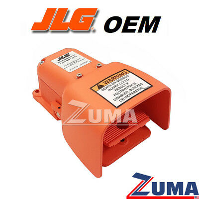 NEW JLG OEM Foot Switch 4360031 (JLG Part: 4360031 ) - Ships from JLG to you.