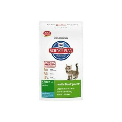 HILL S science plan kitten gattini cuccioli healthy development secco tonno  kg2