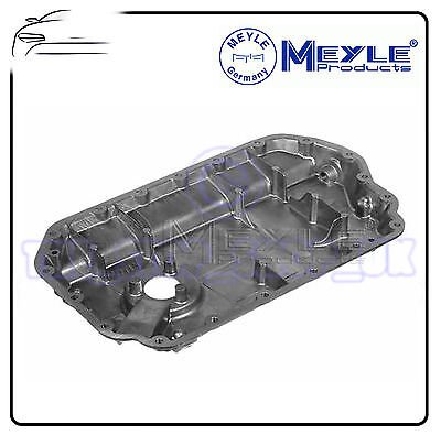 Audi A4 A6 A8 Passat 2.4 2.6 2.8 Engine Oil Sump Pan By Meyle Made In Germany