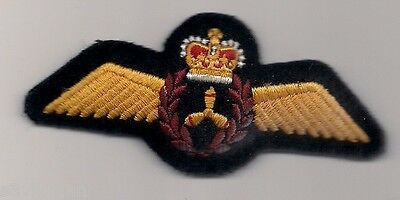 CANADIAN FLIGHT ENGINEER WINGS patch CANADA
