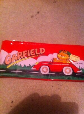 Garfield Pencil Case New