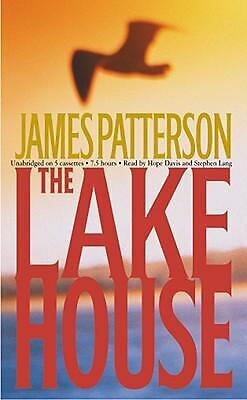 The Lake House by James Patterson (2003, Cassette, Unabridged)