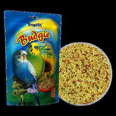 Tropical -   the basic food of the parrot 250g