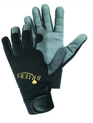 Briers Professional Finest Gardening Gloves Size M&l