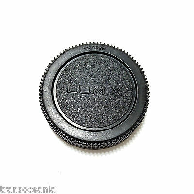 Panasonic Lumix GF1/GF2/GF3/GX1 SLR Camera Rear Lens Cap