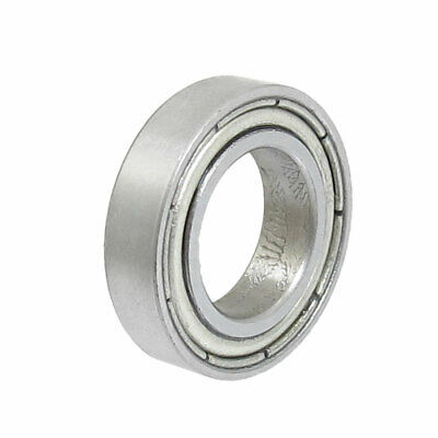 6801 Thin Section Sealed Deep Groove Ball Bearing 12 x 21 x 5mm