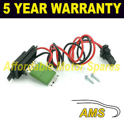 For Renault Scenic Grand Heater Blower Fan Resistor Motor Air Con Conditioning