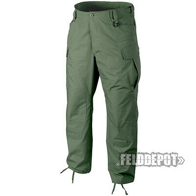 Helikon Tex SFU NEXT Pants Olive Green Oliv Twill Special Forces Uniform Hose