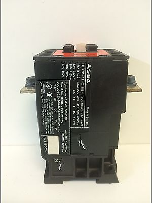 GUARANTEED! GOOD USED RELIANCE ELECTRIC / ABB CONTACTOR EH-22C-22 EH 22C-22